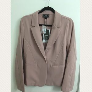 HAVE Los Angeles Mauve Pink Blazer